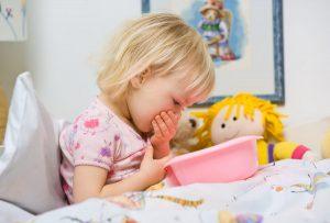 النزلات المعوية عند الاطفال