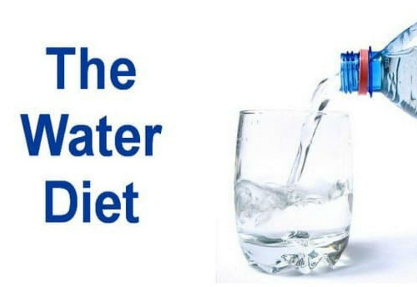 رجيم الماء - رجيم سريع وصحى