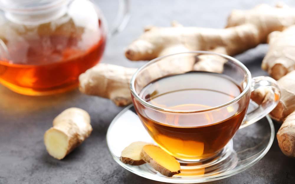 فوائد الزنجبيل لعلاج نزلات البرد