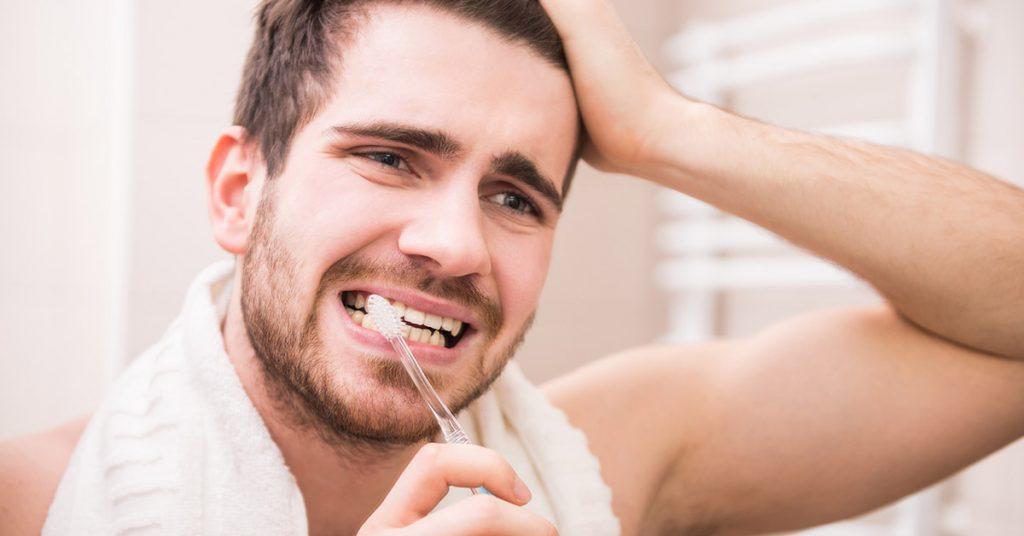العناية بالفم والاسنان