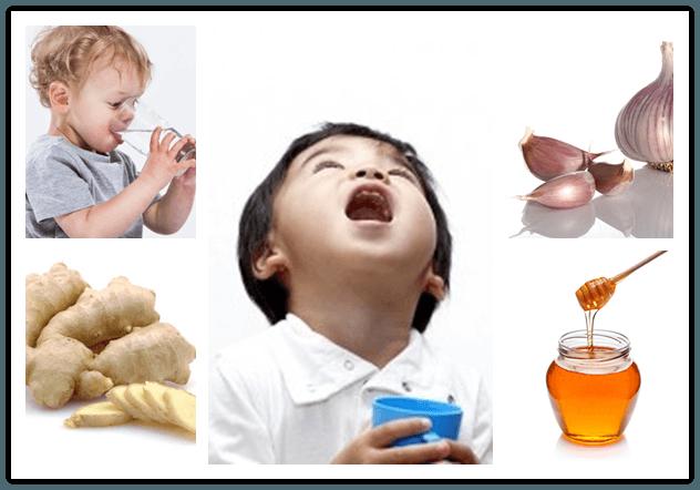 علاج التهاب الحلق عند الاطفال مجرب
