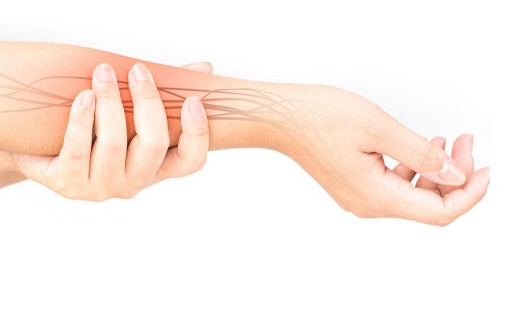 علاج تنميل الاطراف
