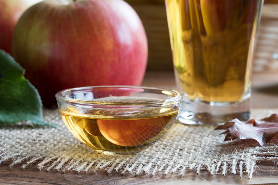 فوائد خل التفاح للجنس