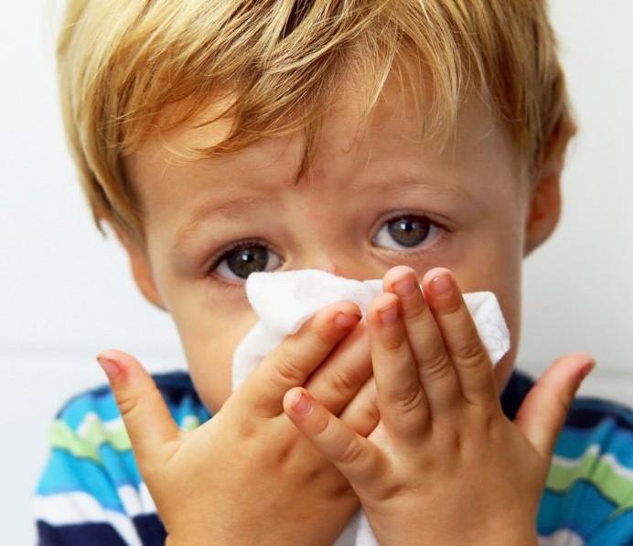 افضل علاج للزكام عند الاطفال من الصيدلية