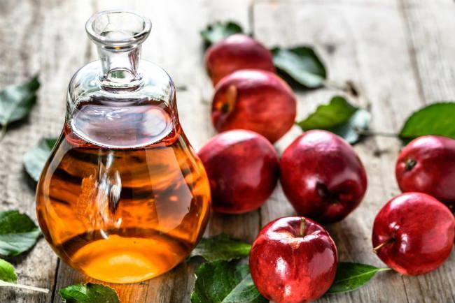افضل وقت لاستعمال خل التفاح للجنس