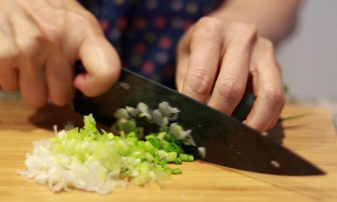 فوائد البصل الأخضرِ