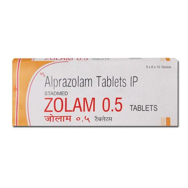 الجرعة الخاصة ب أقراص زولام zolam