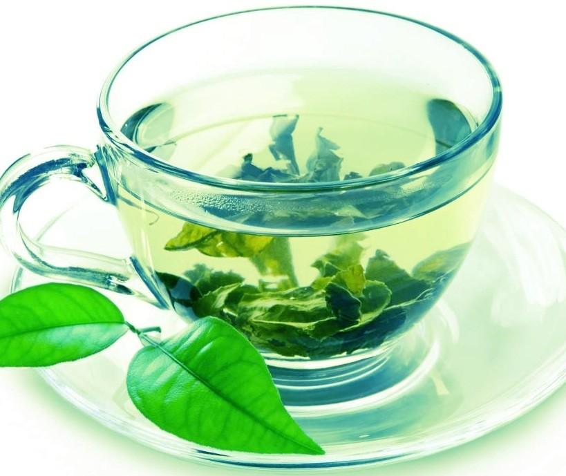 فوائد زيت الشاي الأخضر