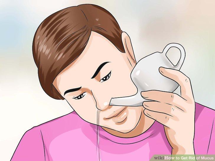 وصفات طبيعية لعلاج انسداد الانف