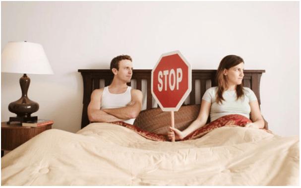 اسباب البرود الجنسي عند النساء