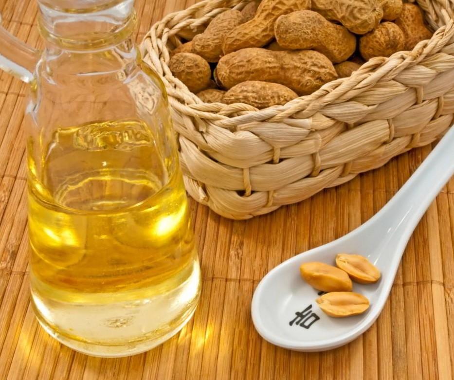 فوائد زيت الفول السودانى على الجسم