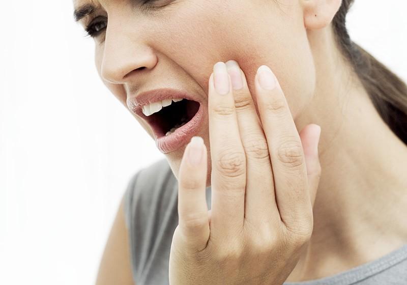 اسباب الام الاسنان