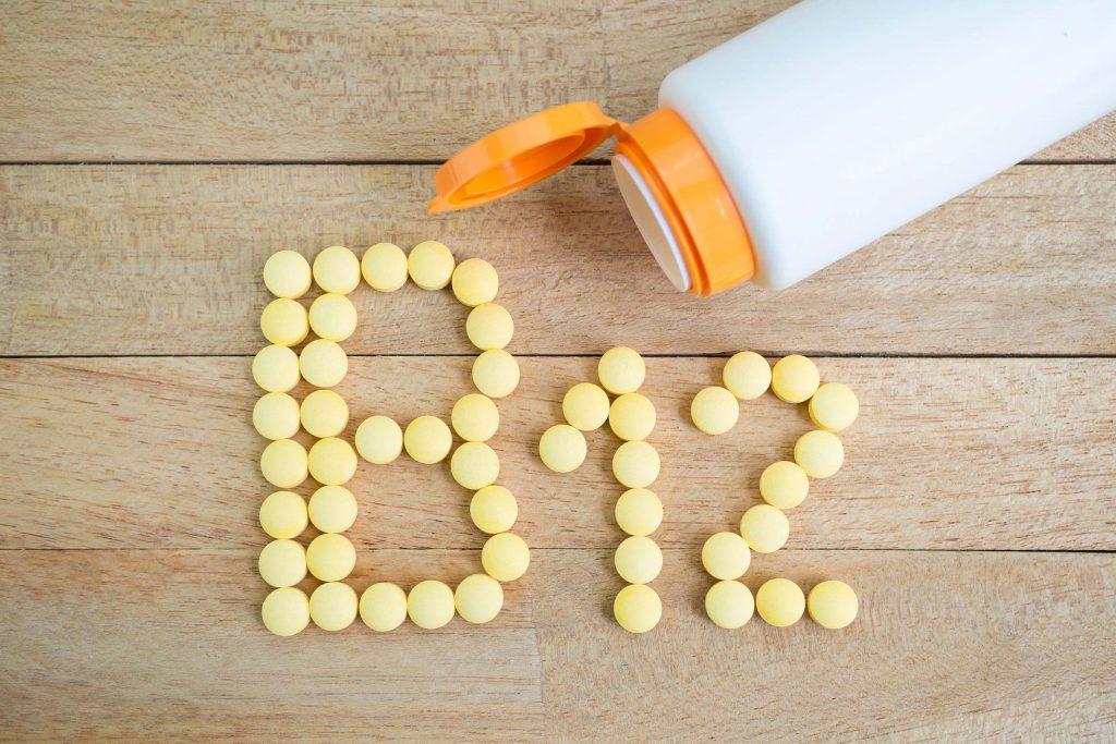 الآثار السحرية لفيتامين القوة فيتامين ب12