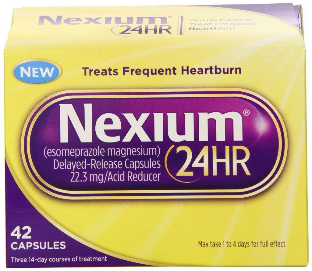 الجرعة الخاصة بدواء نكسيوم