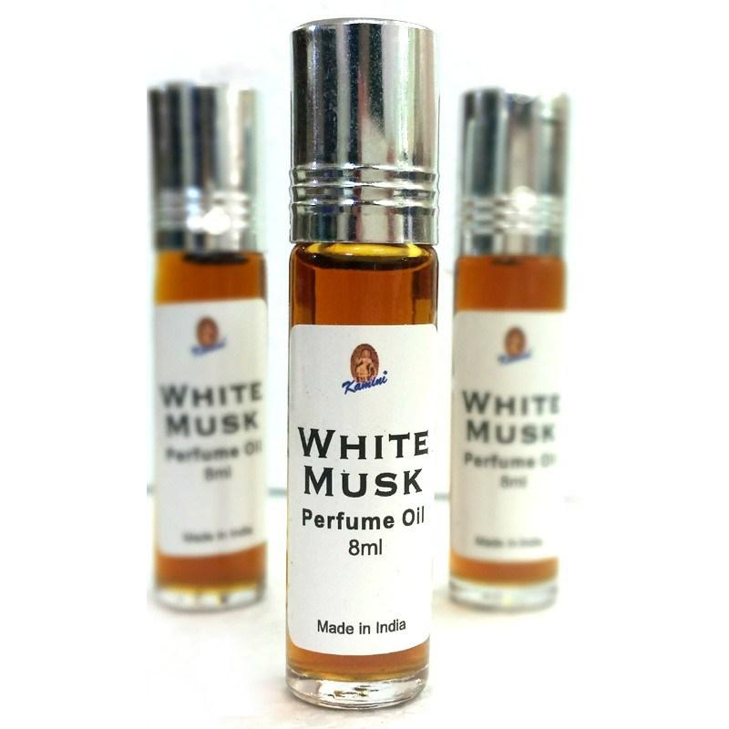 زيت المسك الأبيض وفوائده العلاجية