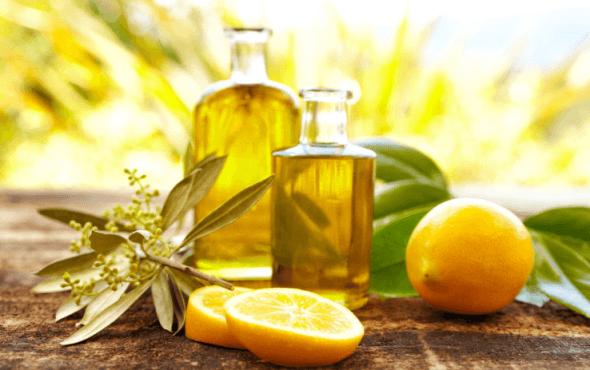 فوائد زيت الليمون البلدى للشعر