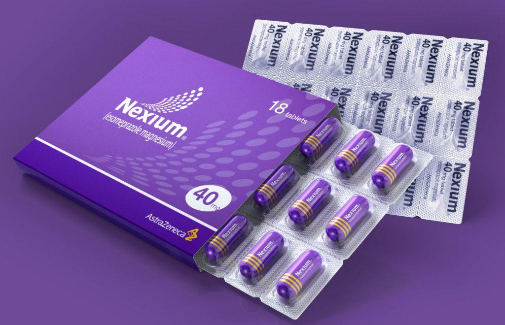 الآثار الجانبية الخاصة بدواء Nexium