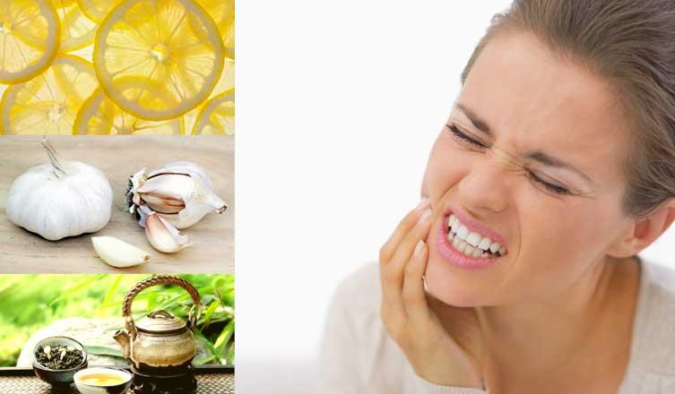 علاج الام الاسنان