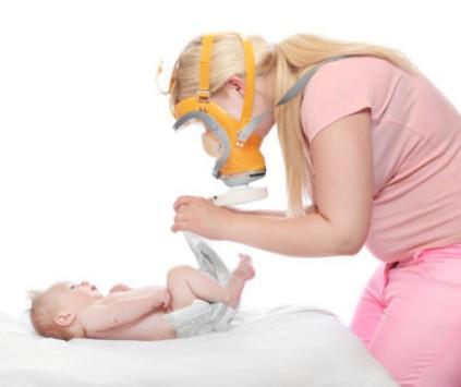 علاج الإسهال عند الرضع