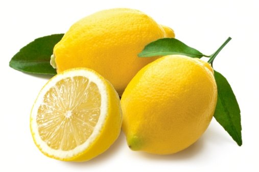 الليمون علاج نهائي لحساسية الجلد1