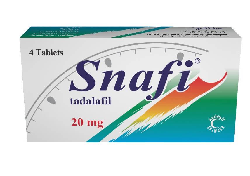 دواعي استخدام دواء Snafi