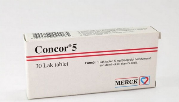 ما هي الجرعة المطلوبة لدواء كونكور