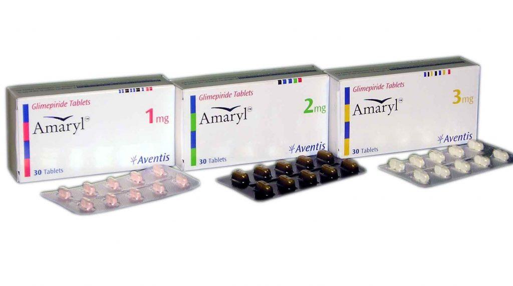 دواء اماريل لعلاج السكر والتعرف على الجرعة المطلوبة