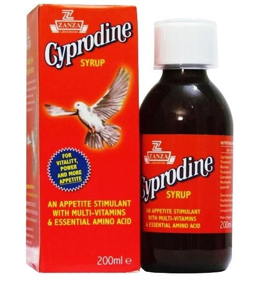 دواعي استعمال سيبرودين أقراص شراب Cyprodine Tablets