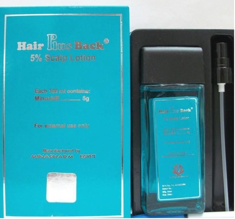 هير بلس باك Hair Plus Back لعلاج تساقط الشعر لدى الرجال والنساء