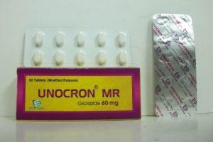 دواء اونوكورون Unocron M.R لعلاج مرضي السكري
