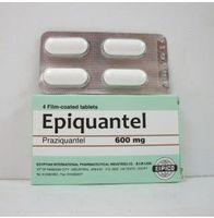 دواعي الاستعمال ل إبيكوانتيل EPIQUANTEL TABLETS