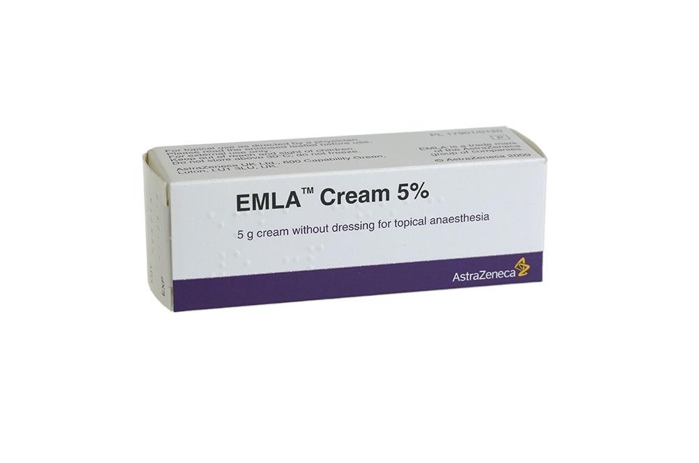 طريقة استعمال كريم إملا emla cream