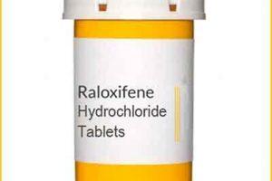 رالوكسفين Raloxifene أقراص لعلاج سرطان الثدي والرحم