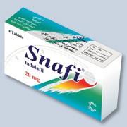 الآثار الجانبية الخاصة بدواء سنافي