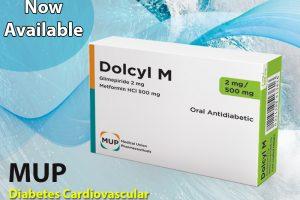 دولسيل Dolcyl Tablets أقراص لتخفيض نسبة السكر فى الدم