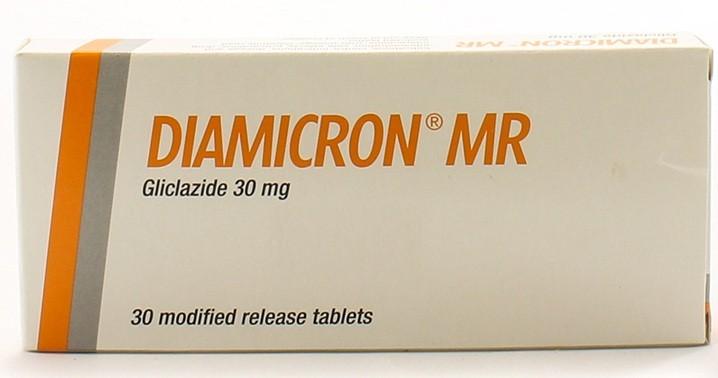 الآثار الجانبية لدواء دياميكرون Diamicron أقراص