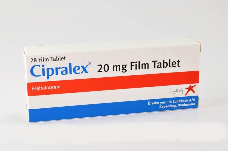 الآثار الجانبية لدواء سيبرالكس