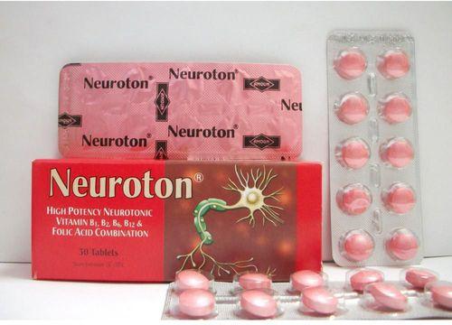 دواعي الاستعمال لدواء نيوروتون Neuroton للأعصاب