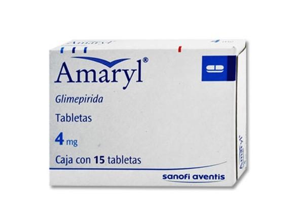 الآثار الجانبية لأقراص اماريل