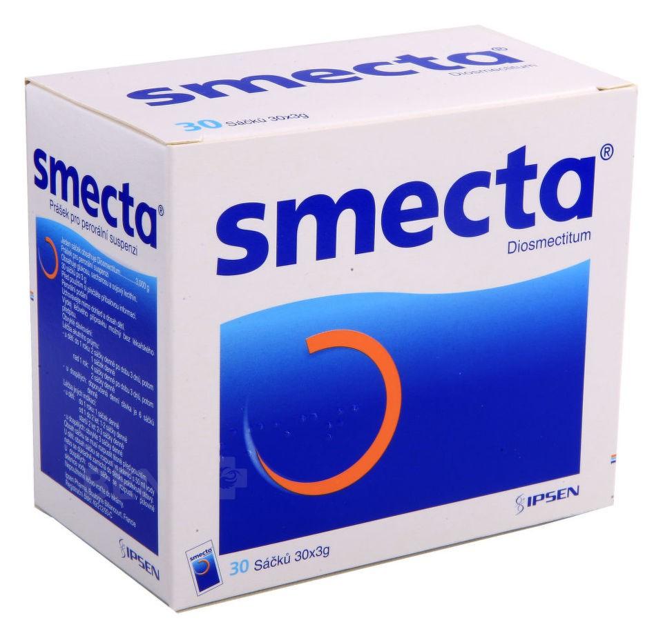 دواعي الاستعمال لدواء سميكتا Smecta شراب