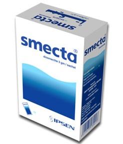 موانع الاستعمال سميكتا شراب Smecta