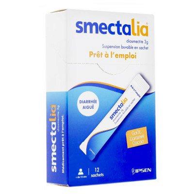الآثار الجانبية لدواء سيمكتا شرا ب Smecta