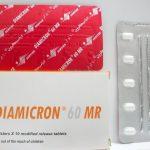 دواء دياميكرون Diamicron أقراص لخفض مستوى السكر بالدم