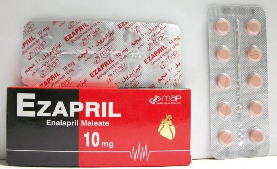 دواء ايزابريل كو مضاد لضغط الدم المرتفع