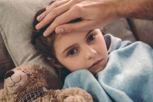 افضل خافض للحرارة للأطفال بالطرق المنزلية بالخطوات