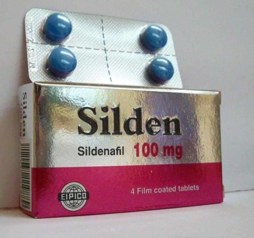 سيلدين أقراص Silden Tablets لعلاج ضعف الانتصاب
