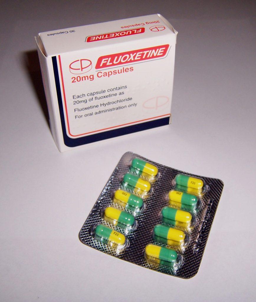 دواعي إستخدام Fluoxetine كبسولات