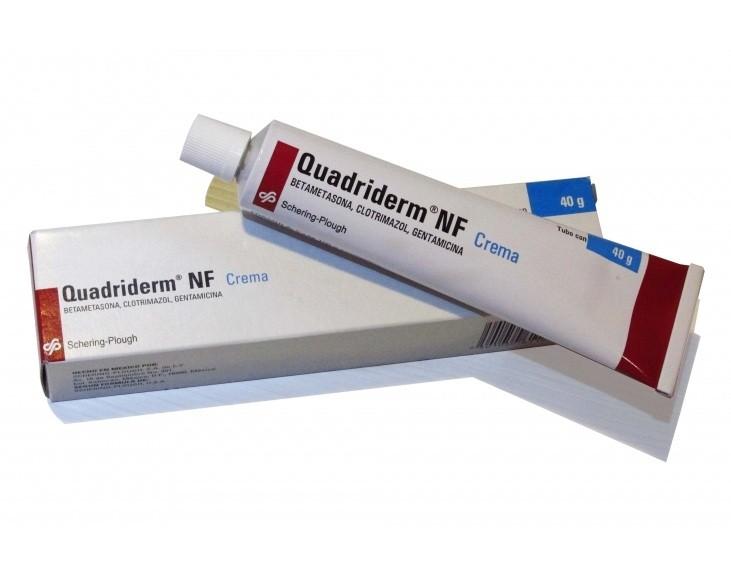 كوادريدرم كريم Quadriderm لعلاج الأمراض الجلدية وحب الشباب والصدفية