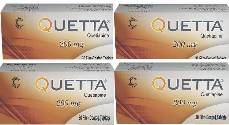 كويتا أقراص Quetta Tablets لعلاج نوبات الهوس ومضاد للاكتئاب