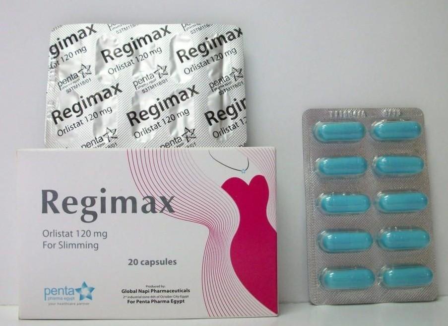 ريجيماكس كبسول Regimax Cpsules لعلاج التخسيس الآمن